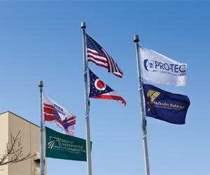 PRO-TEC flags
